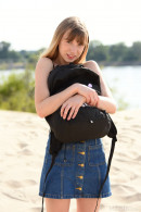 Beghe in Backpacking gallery from METART by Fabrice - #14
