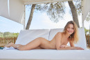 Clarice in Lounge For 2 gallery from METART by Erro - #11