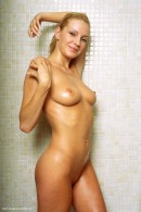 Rona in Glossy Blonde gallery from ERROTICA-ARCHIVES by Erro - #5