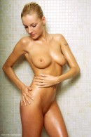 Rona in Glossy Blonde gallery from ERROTICA-ARCHIVES by Erro - #7