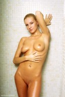 Rona in Glossy Blonde gallery from ERROTICA-ARCHIVES by Erro - #9