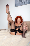 Sunny in Black Lace gallery from ANILOS - #1