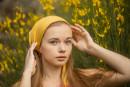Milena Angel in Early Flower gallery from MILENA ANGEL by Erik Latika - #11