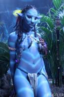 This Ain't Avatar XXX Chanel Preston Juelz Ventura Misty Stone gallery from HUSTLER by Hustler - #14