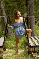 Milena Angel in White Forest Spirit gallery from MILENA ANGEL by Erik Latika - #14