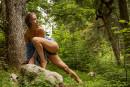 Milena Angel in White Forest Spirit gallery from MILENA ANGEL by Erik Latika - #15