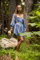 Milena Angel in White Forest Spirit gallery from MILENA ANGEL by Erik Latika - #16
