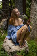 Milena Angel in White Forest Spirit gallery from MILENA ANGEL by Erik Latika - #2