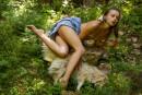 Milena Angel in White Forest Spirit gallery from MILENA ANGEL by Erik Latika - #7