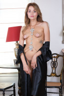 Keira Blue in Adorn gallery from LOVE HAIRY by Deltagamma - #11