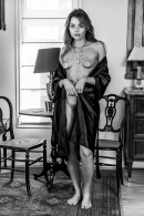 Keira Blue in Adorn gallery from LOVE HAIRY by Deltagamma - #5