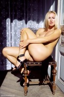 Madeline in Black Coat gallery from ERROTICA-ARCHIVES by Erro - #10