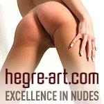 HEGRE-ART Sidebar Logo
