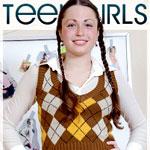 TEENGIRLS Sidebar Logo