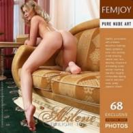Abilene nude from Femjoy at theNude.com ICGID: AX-00K3